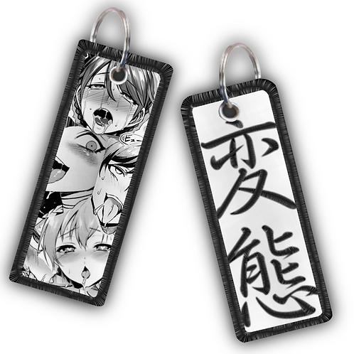 Hentai Faces Keychain