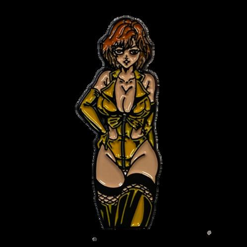 April O'Neil Mistress