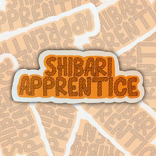 Shibari Apprentice