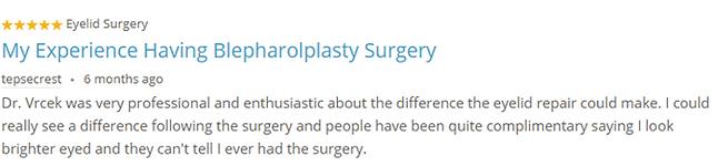 Best oculoplastic surgeon dallas