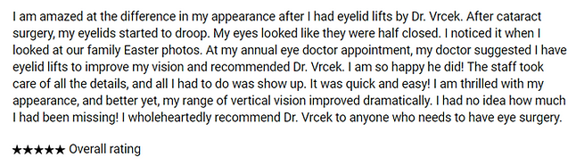 Best eyelid lift surgeon dallas