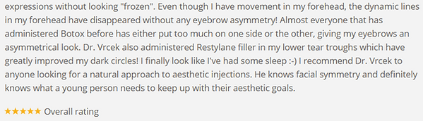 Dallas Oculoplastic Surgeon Dallas Filler Under Eye Filler