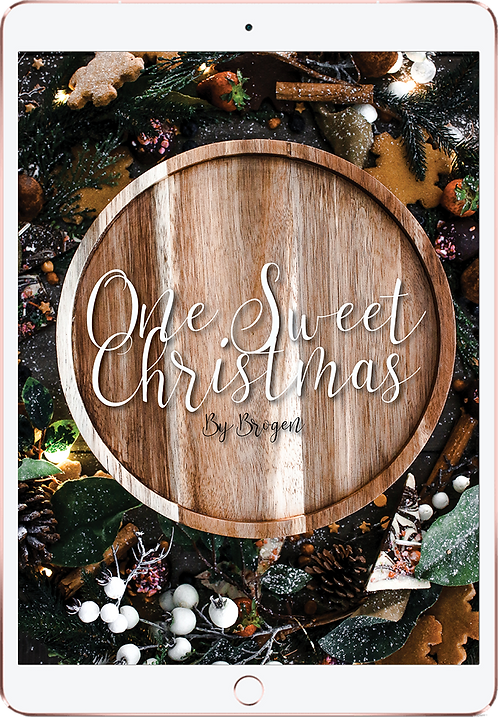 One Sweet Christmas eBook - By Brogen