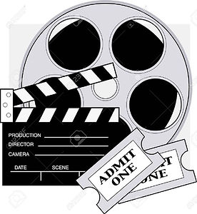 2450049-clapboard-movie-reel-and-admissi