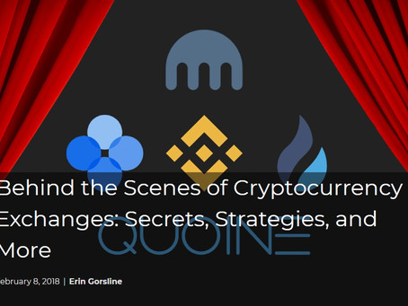 Behind the Scenes of Cryptocurrency Exchanges: Secrets, Strategies, and More