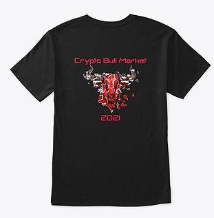BigskyCrypto Bull Market 2021 Classic Te