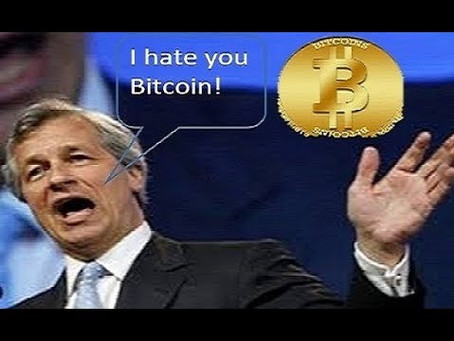 JPMorgan Chase CEO Jamie Dimon launches Open Assault on Cryptocurrencies