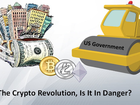 The Crypto Revolution - Is It In Danger?