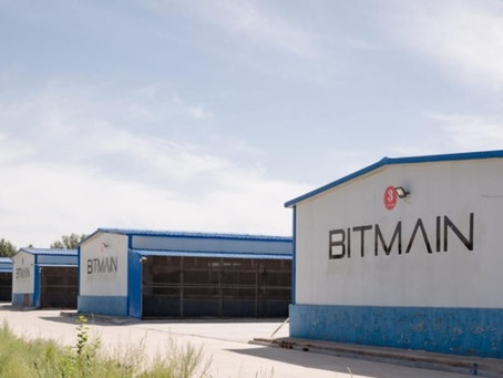 BITMAIN BUILDING A FARM FOR CRYPTO MINING IN TEXAS