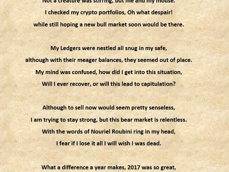 Twas the Year After Moon