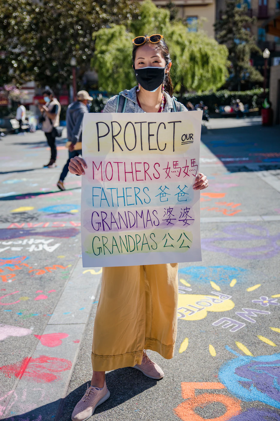 Many of the hate crimes and bias incidents have been carried out against elderly members of the Asian and Asian-American communities. https://unsplash.com/photos/Z7XjV_K_AZo Jason Leung