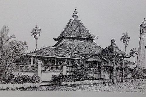 Masjid Kampong Hulu Melaka