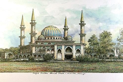Mosques Of Malaysia : 3.Sultan Ahmad 1, Kuantan Pahang