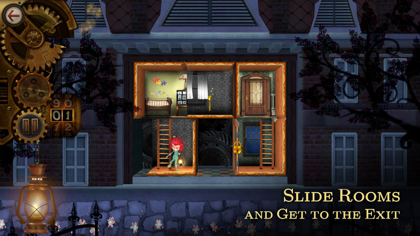 ROOMS : The Toymaker's Mansion