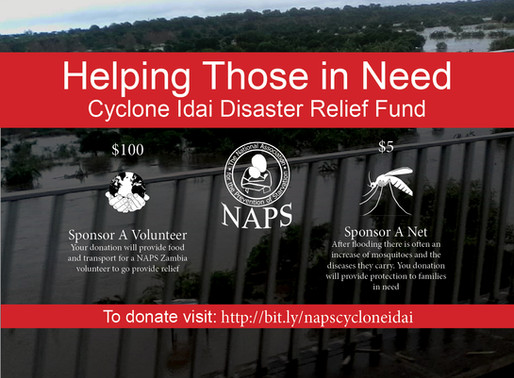 Cyclone Idai Relief