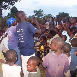 Mission Blessings: Mwekera