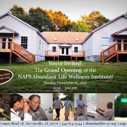 Abundant Life Wellness Institute's Grand Opening