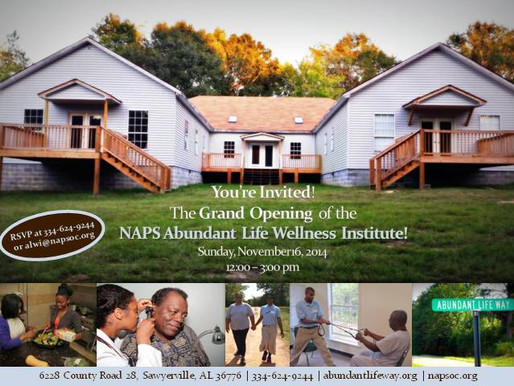 Abundant Life Wellness Institute's Grand Opening