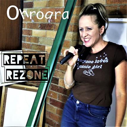 Repeat Rezone album cover by Ohroara
