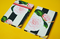 Limited edition Silk Notebooks