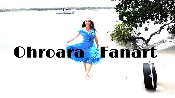 Ohroara Fanart