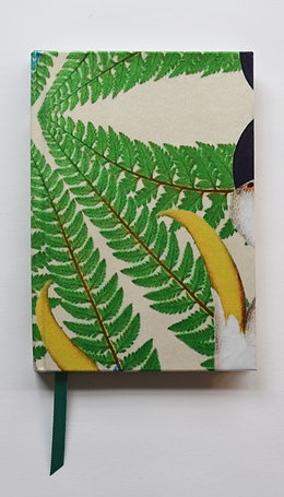 FERNS SILK NOTEBOOK