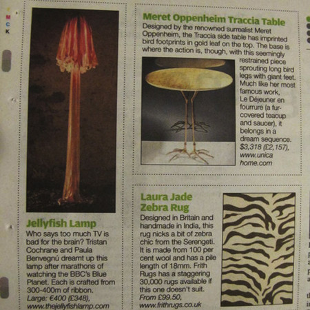 Featured in Metro Newspaper