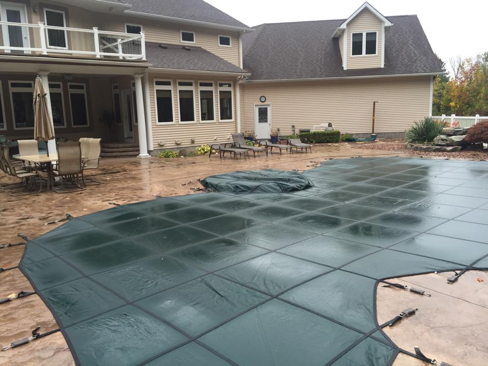 Inground Swimming Pool Closings Rochester NY
