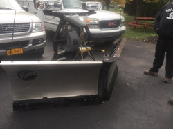 Snow Plow Removal Rochester NY