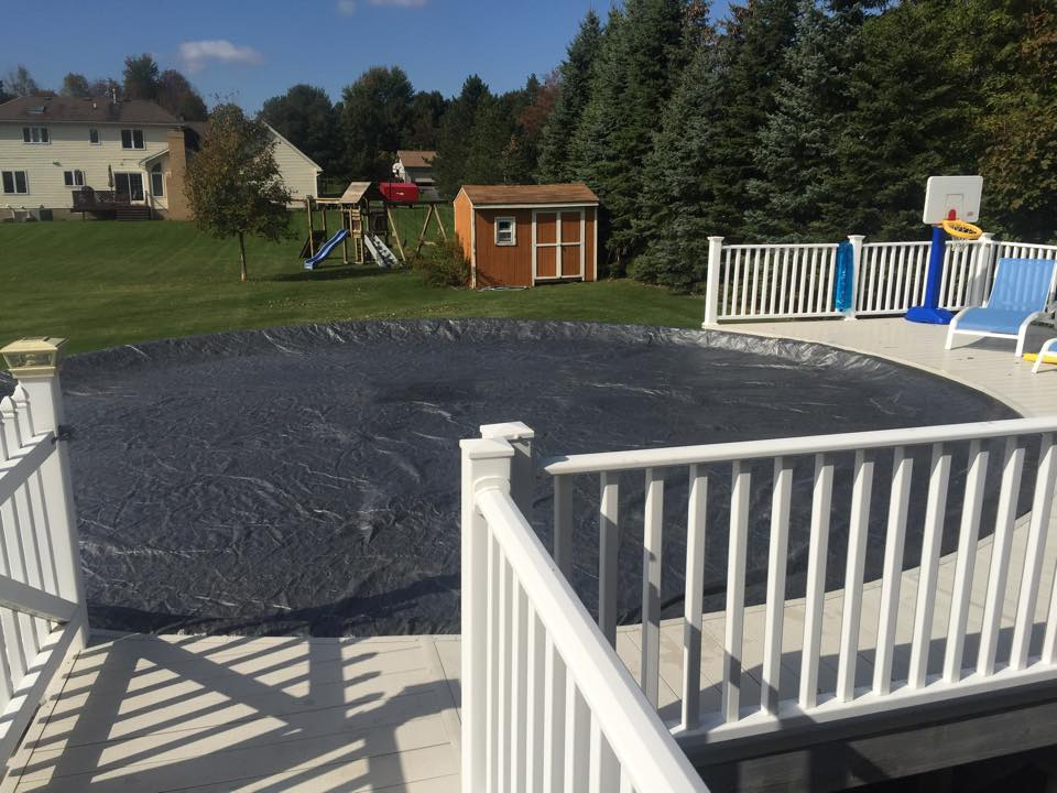 ABOVE GROUND POOL CLOSINGS ROCHESTER NY