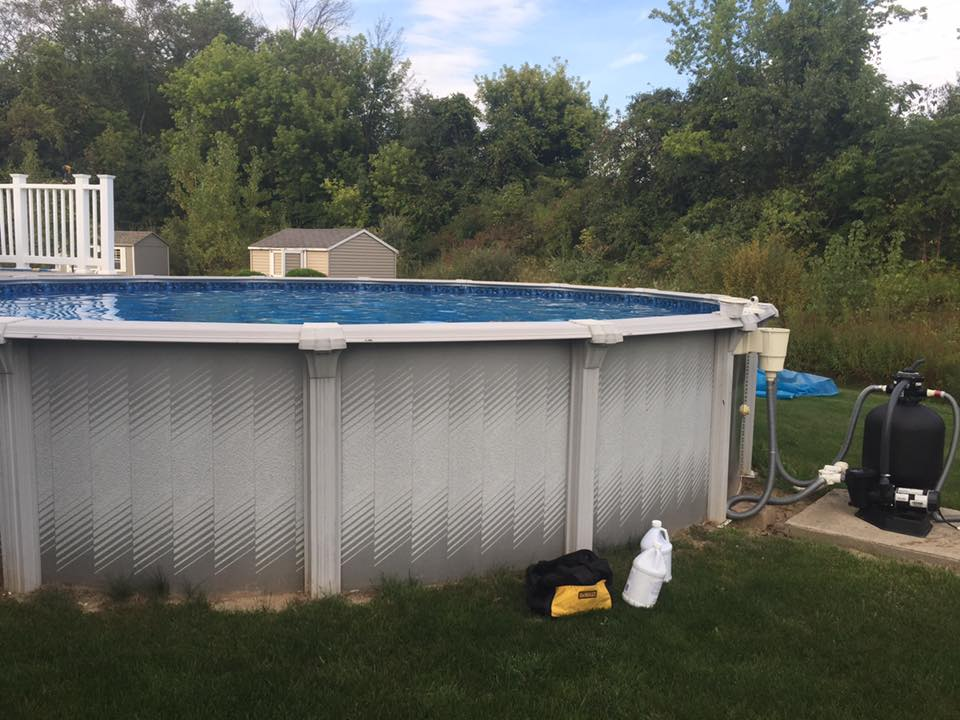 Above Ground Pool Openings Rochester