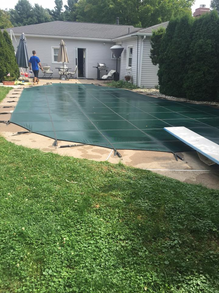Pool Closings Inground Pool Rochester