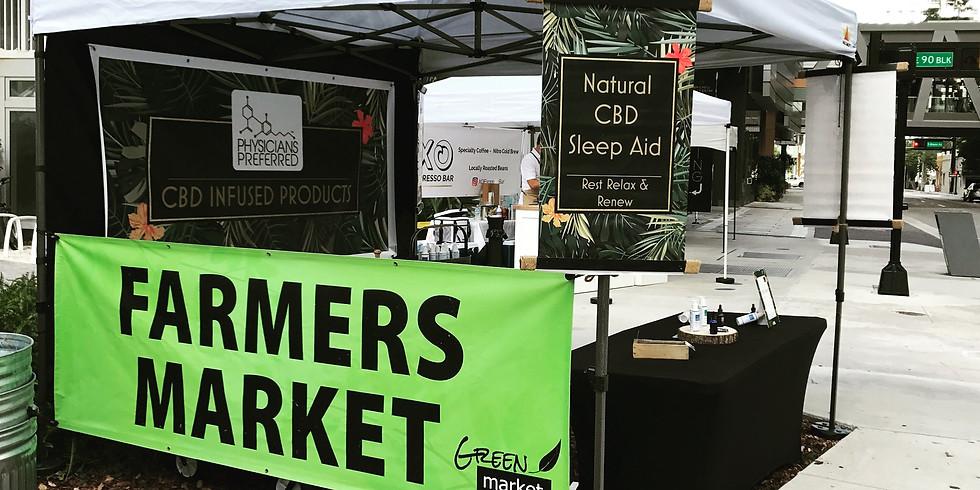 Brickell City Center Farmers Market