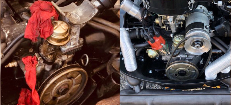 1300cc Motor