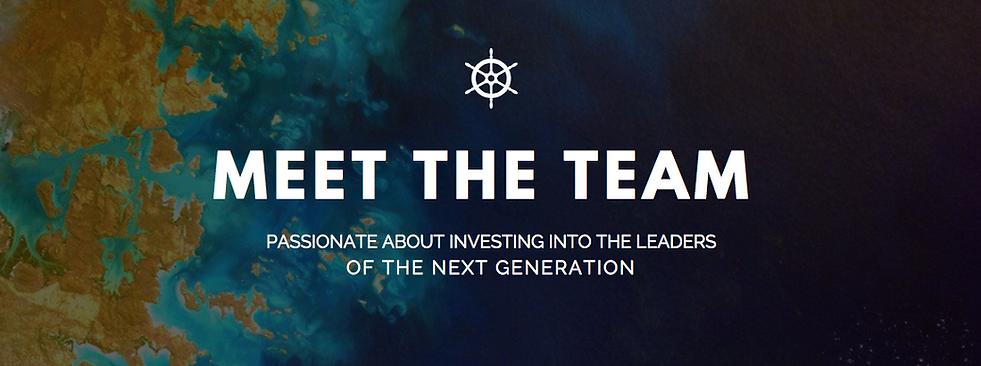 Team page header