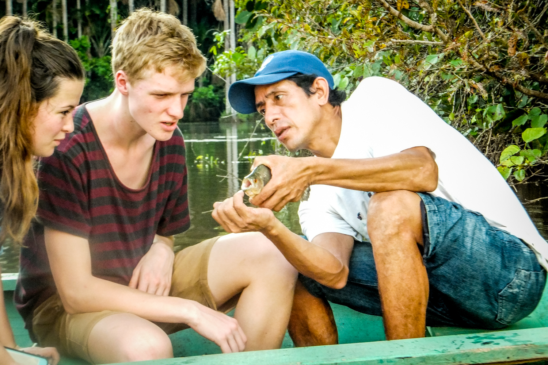 Student Peru Trips