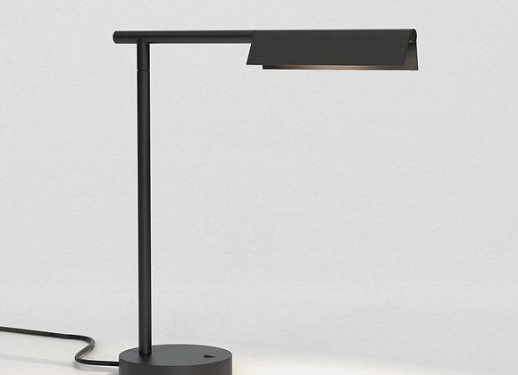 Fold Table LED Matt Black 1408005