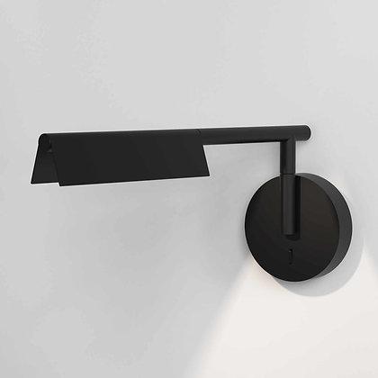 Fold Wall LED Matt Black 1408002
