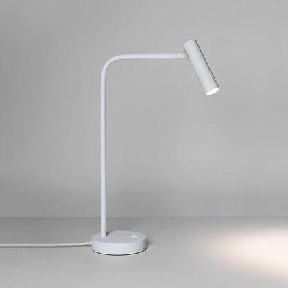 Enna Desk LED Matt White 1058005