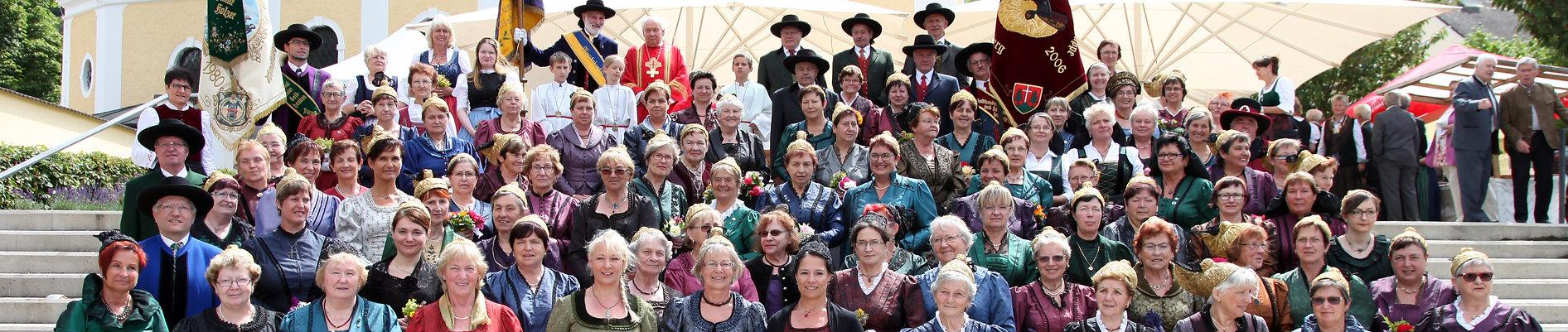 40 Jahre Goldhaubengruppe Ernsthofen