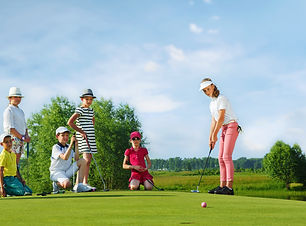 Easter Golf Camp at Charnwod Golf & Leisure