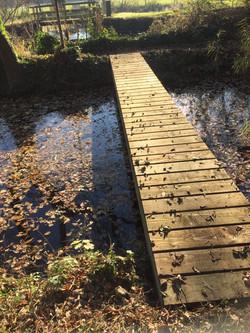 New Timber Bridge