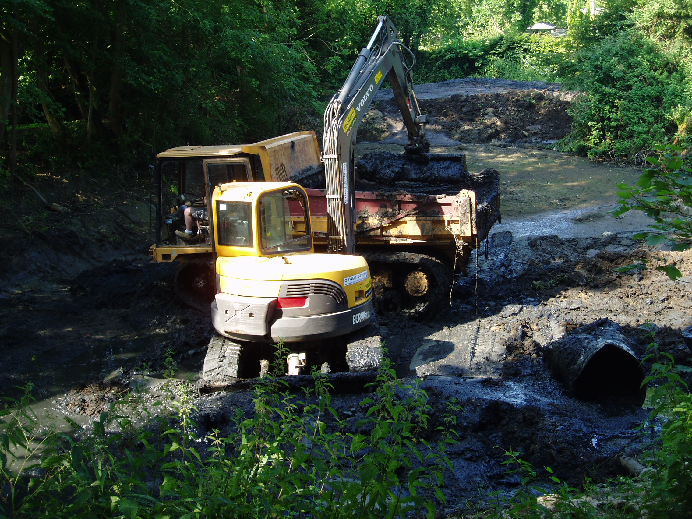 River Dredging Services