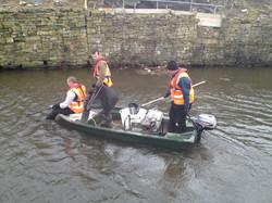 Boat for Marine Civils