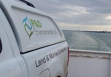 P&D Environmental Vehicle