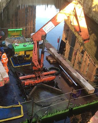 P&D Environmental, specialist marine and environmental contractors