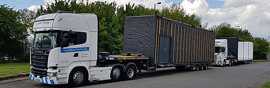 Lymers Assist - Haulage & Hiab Haulage Services