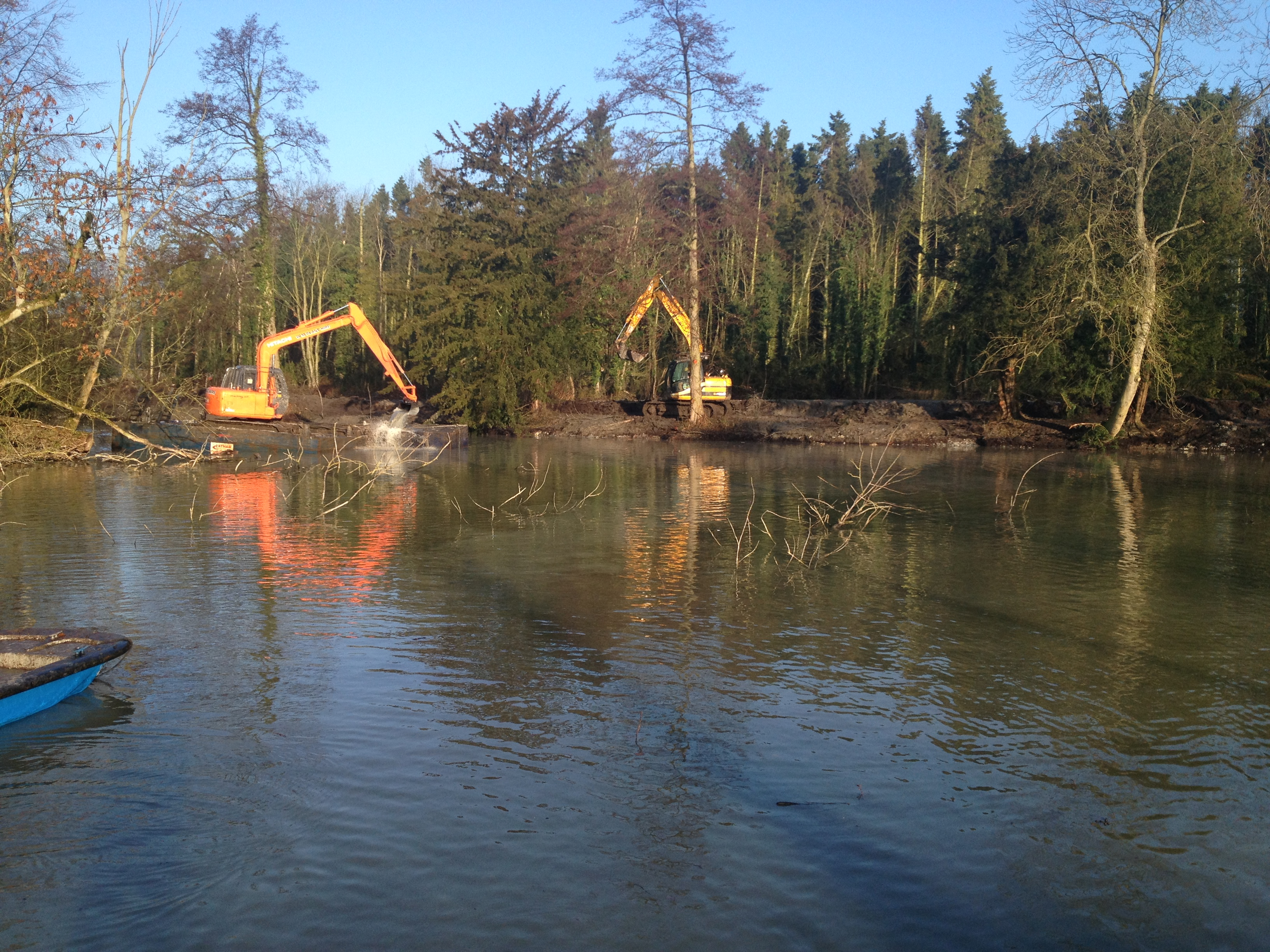 Dredging & Sediment Removal