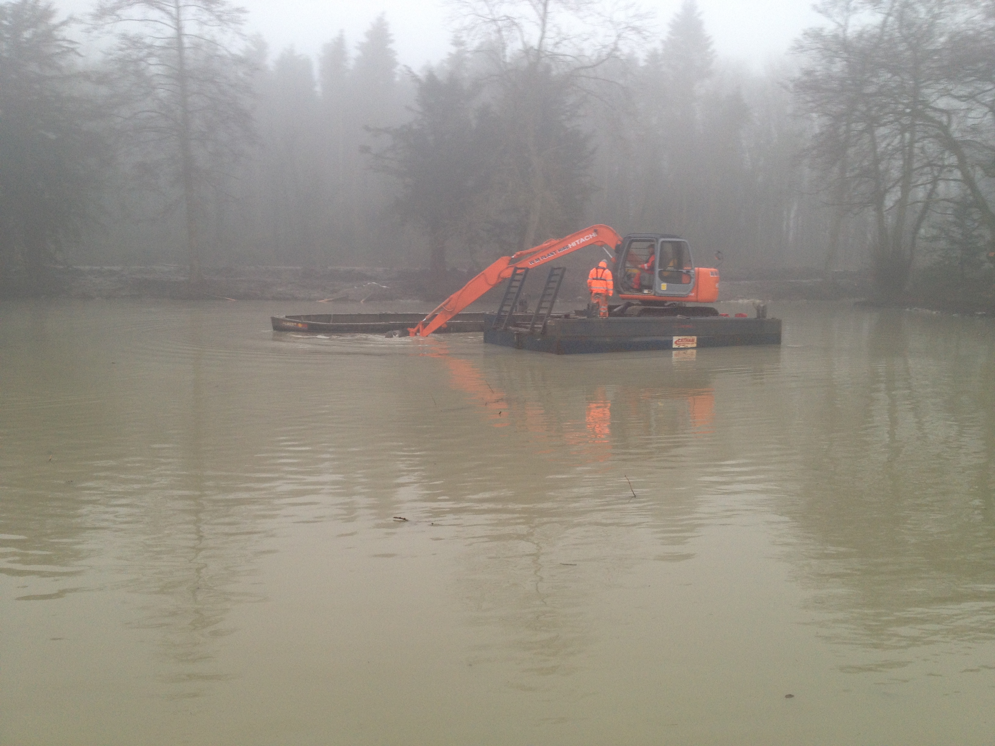 Lake Dredging Services