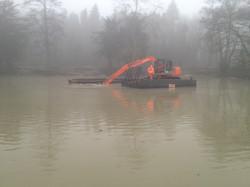 Lake Dredging Services